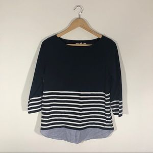 41 Hawthorn Stitch Fix Striped Top